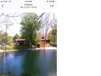 Andrews Single Family Home For Sale: 7701 E 250N