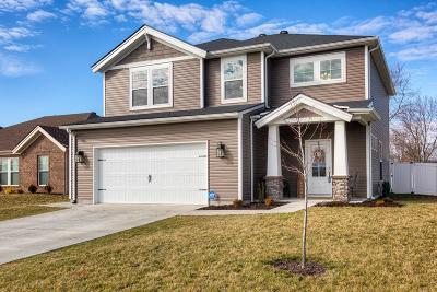 Huntingburg Single Family Home For Sale: 214 W Stellar Way Common