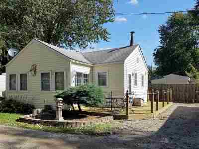 Warsaw Single Family Home For Sale: 16 Ems B57 Lane