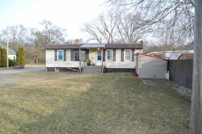 Elkhart Multi Family Home For Sale: 28158 Larue Street