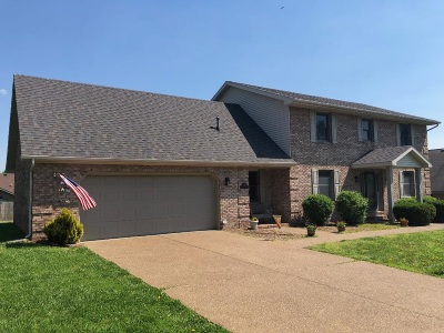 Evansville Single Family Home For Sale: 536 Caranza Court