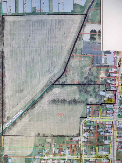 Allen County Residential Lots & Land For Sale: 15823 Lima Road