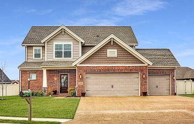 Newburgh Single Family Home For Sale: 2953 Courtz Court