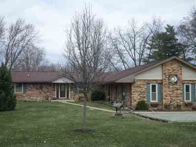 Goshen Single Family Home For Sale: 19825 County Road 20