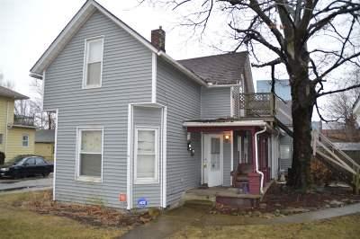 Mishawaka Multi Family Home For Sale: 625 E 4th Street