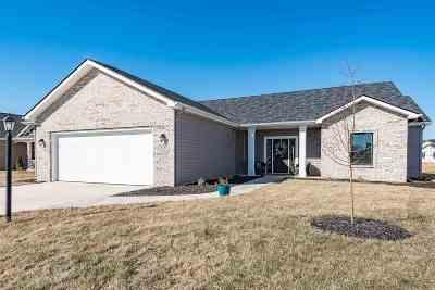 Allen County, Kosciusko County, Noble County, Whitley County Single Family Home For Sale: 13138 Galena Creek Trail