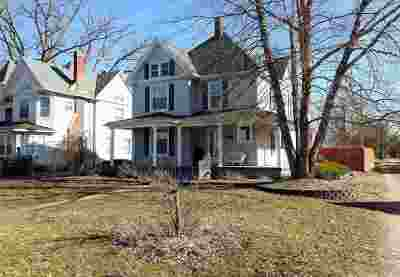 Van Buren Single Family Home For Sale: 206 E Main St Street