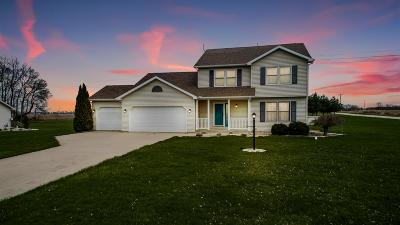 Warsaw IN Single Family Home For Sale: $313,900