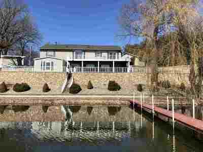 Kosciusko County Single Family Home For Sale: 139 Ems D21 Lane