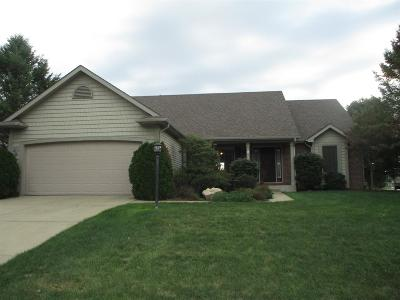 South Bend Condo/Townhouse For Sale: 4814 Portside Drive