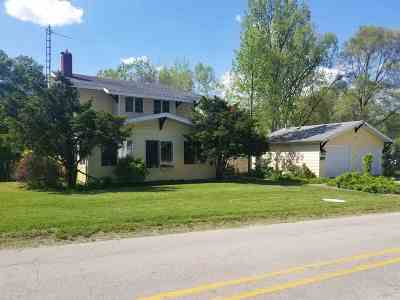 Culver IN Single Family Home For Sale: $349,000