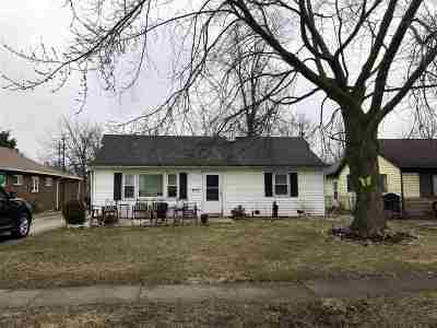 Marion Single Family Home For Sale: 2162 W 8th Street