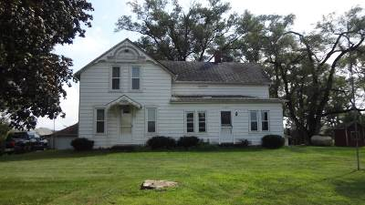 Plymouth IN Single Family Home For Sale: $119,900