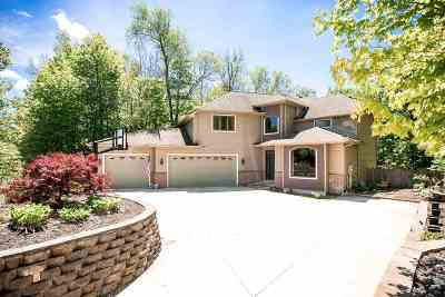 Columbia City Single Family Home For Sale: 845 N Emancipation Court