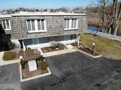 Syracuse Condo/Townhouse For Sale: 10095 N Turkey Creek Road