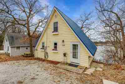North Webster Single Family Home For Sale: 105 Ems W22 Lane