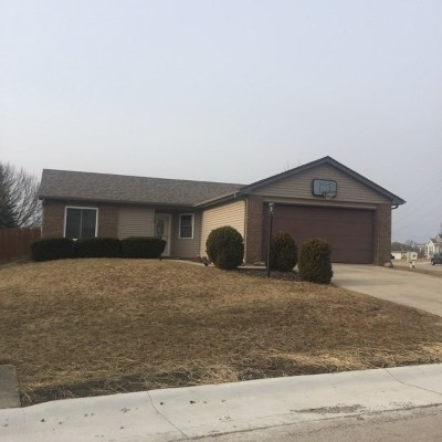 Fort Wayne IN Single Family Home For Sale: $126,900
