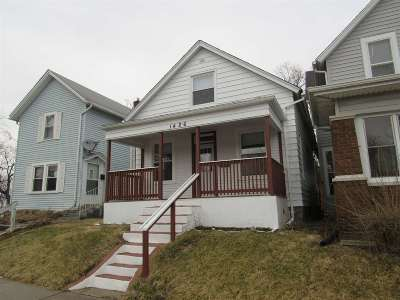 Allen County Single Family Home For Sale: 1426 Franklin Avenue