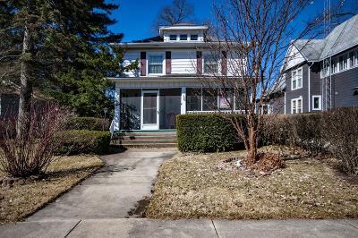 Goshen Single Family Home For Sale: 413 S 6th Street