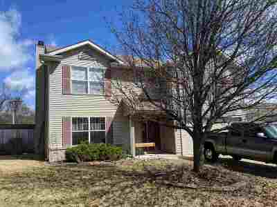 Allen County Single Family Home For Sale: 9927 Hidden Village Place