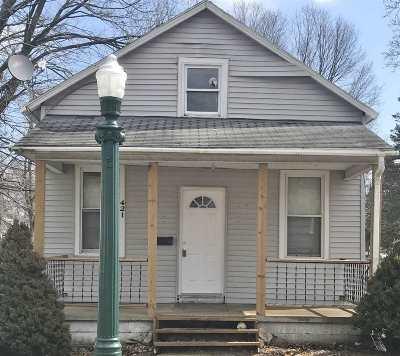 Kendallville Single Family Home For Sale: 421 S Garden Street