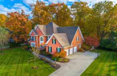 Granger Single Family Home For Sale: 51370 Hidden Pines Court