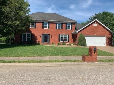 Newburgh Single Family Home For Sale: 3155 Graceland Court