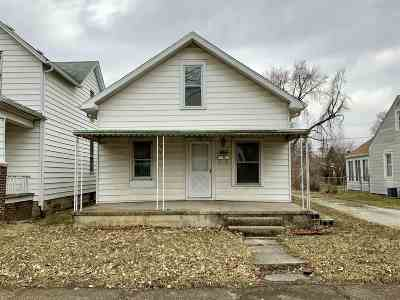 Allen County Single Family Home For Sale: 3922 Webster Street