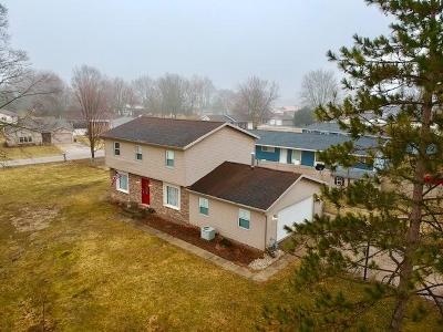 Syracuse Single Family Home For Sale: 503 E Miami Drive