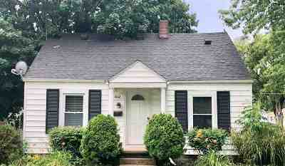 Marion Single Family Home For Sale: 4102 S Carey Street