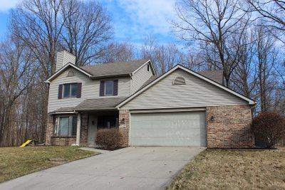 Huntington Single Family Home For Sale: 6430 W 444N Road