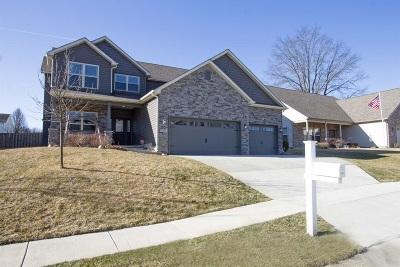 Shawnee Ridge In West Lafayette Homes For Sale