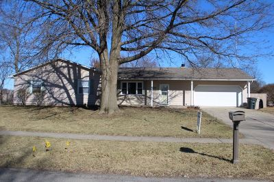 South Bend Single Family Home For Sale: 5344 York Road