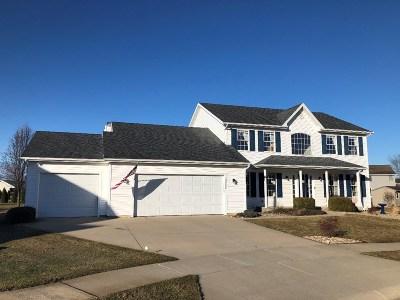 Granger Single Family Home For Sale: 13700 Thistlewood Court