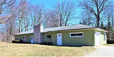 Warsaw Single Family Home For Sale: 2824 S Sr 15