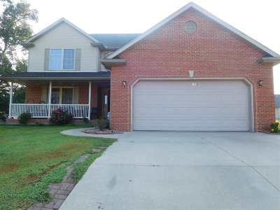 Dubois County Single Family Home For Sale: 4180 Timberpoint Court