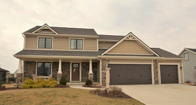 Allen County Single Family Home For Sale: 11408 Tall Oak Run