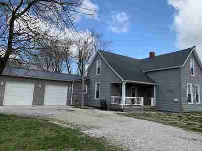 Huntingburg Single Family Home For Sale: 1008 N Vanburen St.