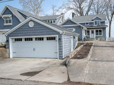 Syracuse Single Family Home For Sale: 11050 N Ideal Beach Drive