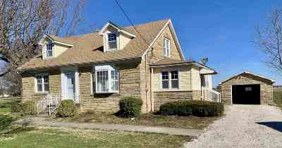 Dubois County Single Family Home For Sale: 4219 W State Road 56 Highway