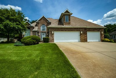 Elkhart Single Family Home For Sale: 56800 Coppergate Drive