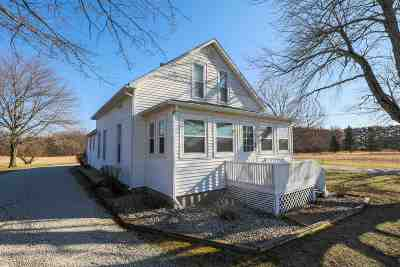 Warsaw Single Family Home For Sale: 1468 E 75N Road