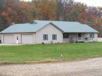 Steuben County Single Family Home For Sale: 999 S 750 W