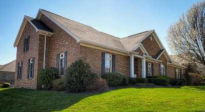 Newburgh Single Family Home For Sale: 4560 Fieldcrest Place Circle