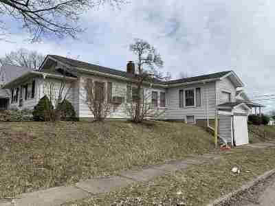 Marion Single Family Home For Sale: 1429 W Spencer Avenue