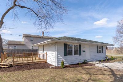 Elkhart Single Family Home For Sale: 2133 Morton Avenue