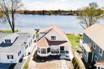 Syracuse Single Family Home For Auction: 613 E Northshore Drive