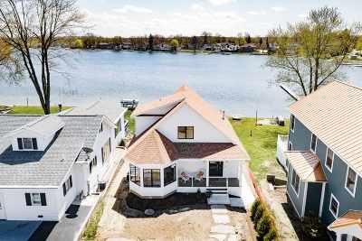 Kosciusko County Single Family Home For Auction: 613 E Northshore Drive