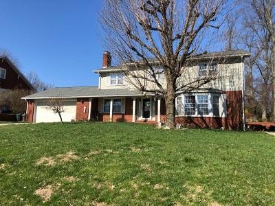 Huntingburg Single Family Home For Sale: 220 N Jackson Street