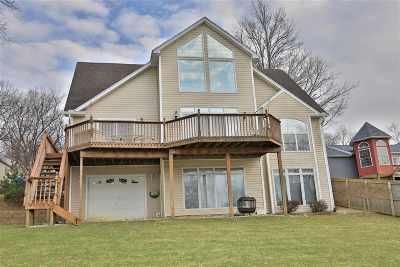 Kosciusko County Single Family Home For Sale: 158 Ems W17 Lane